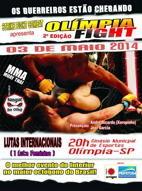 OLIMPIA-FIGHT